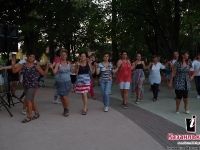 22.07.2016 - Хоротека под звездите в парк Розариум